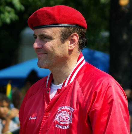 Sliwa in September 2007 Curtis Sliwa Cropped Sep3 2007.png