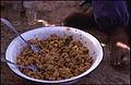 Cuscus koji pripremioTuareg koristeći Tagellu i devino sušeno meso 1985. Središnja Sahara..jpg