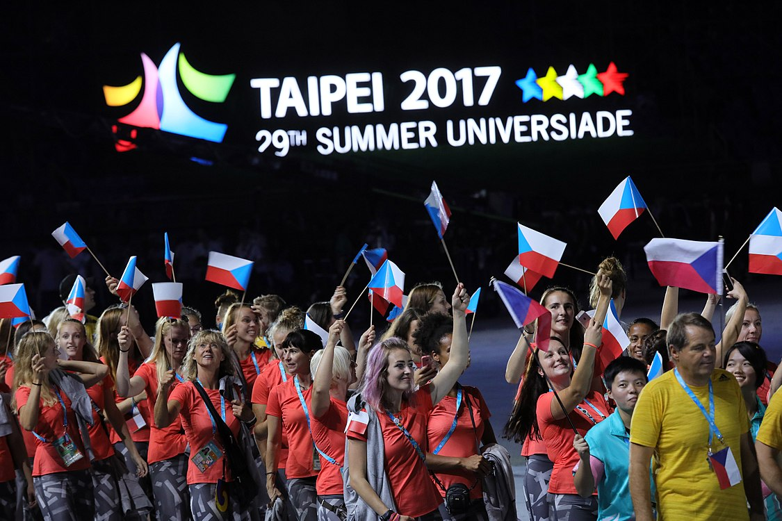 Czech athletics on 2017 Summer Universiade Opening Ceremony.jpg