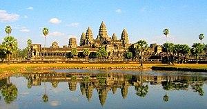 English: Angkor Wat, Siem Reap, Cambodia