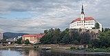 Děčín, het kasteel aan de Elbe Dm252655-4082 IMG 7476 2018-08-10 18.45.jpg