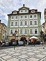Dům U Zlaté Hvězdy, Hradčany, Praha, Hlavní Město Praha, Česká Republika (48790800403).jpg