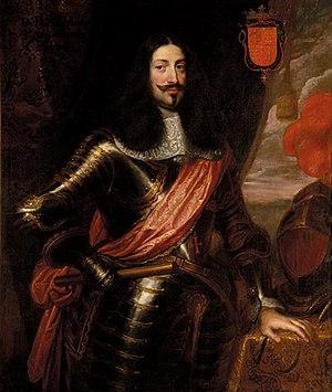 Francisco de Moura Corte Real, 3rd Marquis of Castelo Rodrigo - Image: D. FRANCISCO DE MOURA CORTE REAL