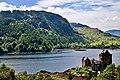 DF, Dornie, Eilean Donan Castle Scotland.jpg