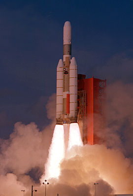 Launch of a Titan IIIC
