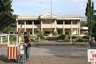 Digos Component city in Davao Region, Philippines