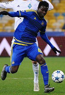 Nosa Igiebor Nigerian footballer