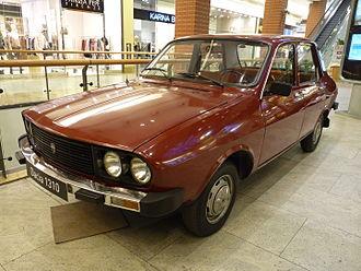 Automobile Dacia - Dacia 1310 P (Polish market version)