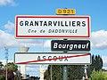 Dadonville-FR-45-panneau d'agglomération-Grantarvilliers-02.jpg