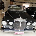 Daimler car used by President Festus Mogae.jpg