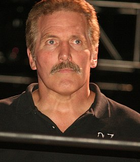 Dan Severn Retired American All-American wrestler, professional wrestler and mixed martial arts fighter