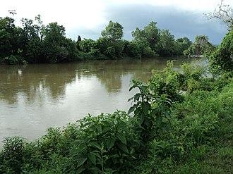 Dan River - View of the Dan River, Danville, Virginia
