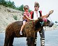 Dancing bear in Bulgaria about 1970 2.jpg