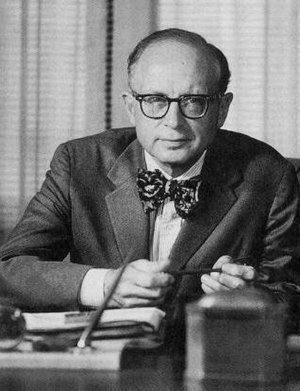Librarian of Congress Daniel Boorstin