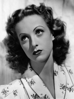 Publicity photo of Danielle Darrieux for The R...