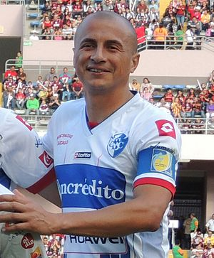 Liga FPD - Danny Fonseca is the most capped active player in the Liga FPD