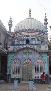 Makhdoom Shah Muhammad Munim Pak
