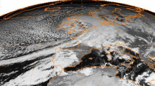 Burns Day Storm 1990 January storm in Northwestern Europe