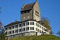 Das 'Schloss' in Uster, Ansicht von der Talackerstrasse 2012-11-14 13-25-18 ShiftN.jpg