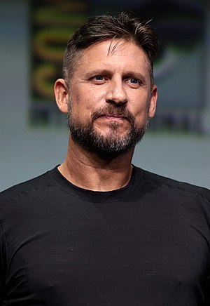 David Ayer - Ayer at the 2017 San Diego Comic-Con