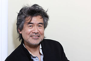 David Henry Hwang - David Henry Hwang at home in Brooklyn in 2013.