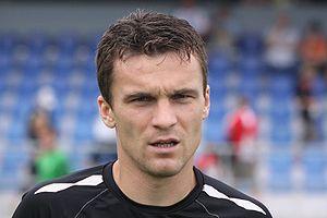 David Lafata - Image: David Lafata FK Jablonec (2)