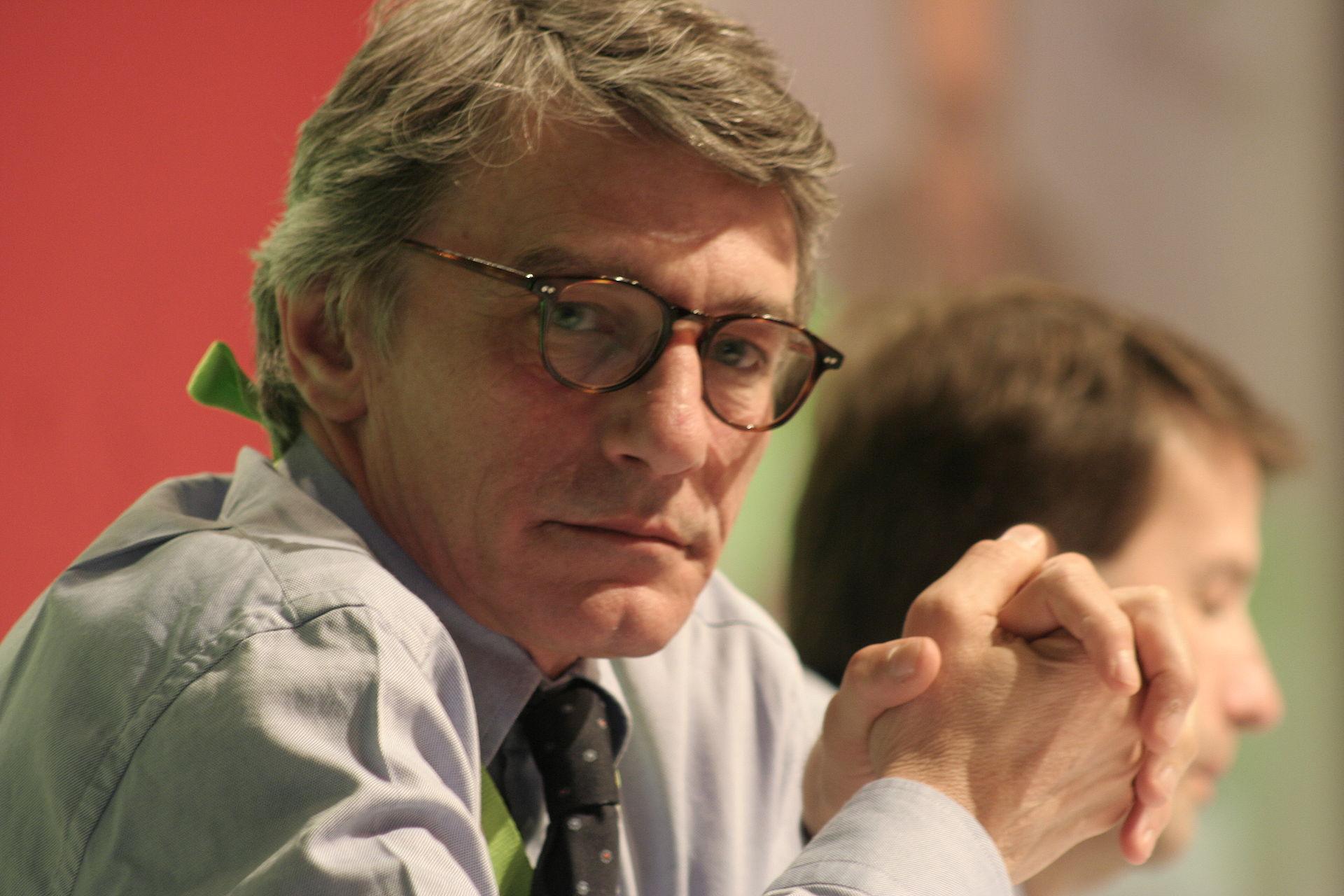 David sassoli wikipedia for Il parlamento italiano wikipedia