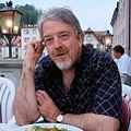 David Tacey at table.jpg