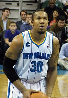 9a1aed33a David West (basketball) - Wikipedia