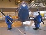 De Havilland Dragon Rapide G-AGTM 1944 Sybille (10349862744).jpg