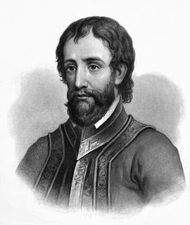 Hernando de Soto Spanish explorer and conquistador
