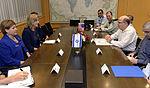 Deborah Lee James visit to Israel, May 3, 2015 (17170953017).jpg