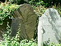 Decaying gravestones, St. Budeaux churchyard, Plymouth. - geograph.org.uk - 914861.jpg
