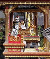Deer-God Shrine in Pura Penataran Agung, Besakih 1586.jpg