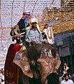 Delhi-02-Geburtstagsfest fuer Guru Nanak-Elefant-1976-gje.jpg