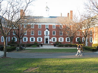 Rutgers University–New Brunswick - Demarest Hall