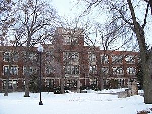 University of Wisconsin–Oshkosh - Dempsey Hall