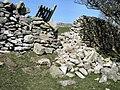 Destroyed Stile^ - geograph.org.uk - 835849.jpg