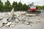 Destruction de l'Aérophare sur le parking du Centre commercial Evry 2 le 20 juin 2015 - 6.jpg