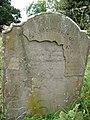 Detail remaining on gravestone - geograph.org.uk - 960696.jpg