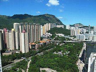 Wong Tai Sin District - Diamond Hill