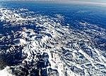 Die Pyrenäen aus 10 000 Meter Höhe fotografiert. 04.jpg