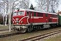 Diesellokomotive der Rhodopenbahn BDZ Henschel 75006-7 in Beliza IMG 5990.jpg