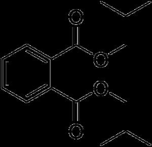 Diisobutyl phthalate - Image: Diisobutyl Phthalate
