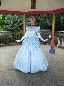 Cendrillon disney wikip dia - Princesse de walt disney ...