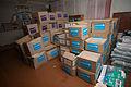 Distribution of hygiene kits in Kirovsk 115 (20733071250).jpg