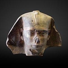 Tête de sphinx du Roi Didoufri