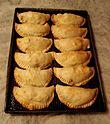 Empanadas caserecce al forno