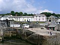 Dock Gate and Cottages, Charlestown, Cornwall. - geograph.org.uk - 397081.jpg