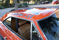 Dodge Charger 1969 RT General Lee Dukes RRoof SCSN 18Jan2014 (14583026231).jpg